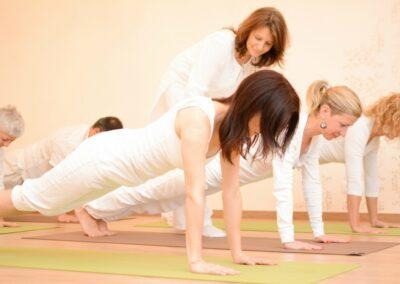 Gyakorló jógaóra 120 percben