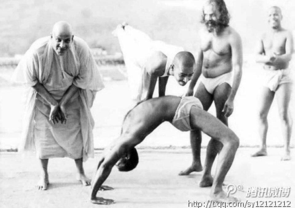 Sivánanda a jógaászanákról