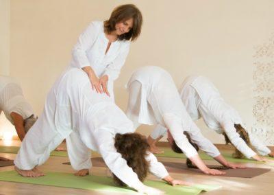 Gerincterápiás jógaoktató képzés
