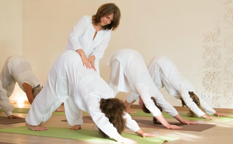 Gerincterápiás jógaoktatói képzés