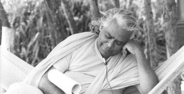 Mestereink: Szvámí Visnu-Dévánanda