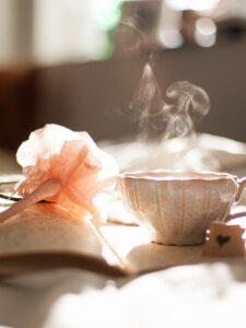 Tea-est a Jógaközpont Vezetőivel