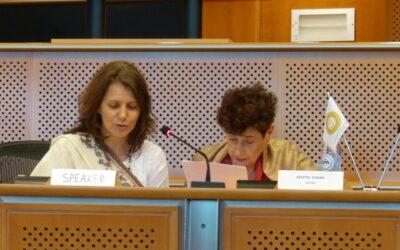 Jóga az EURÓPA Parlamentben