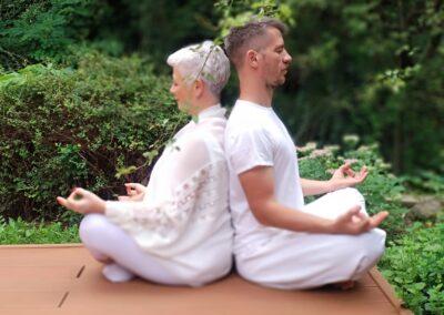 Senior jógaoktatói képzés