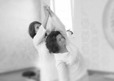 Egyéni jógaóra