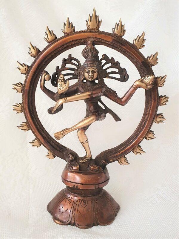 Táncoló Siva szobor