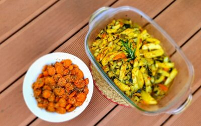 Nyári sült zöldségek