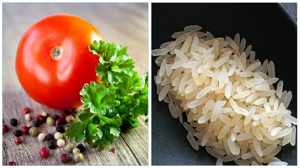 Paradicsomos rizs