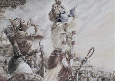 Bhagavad Gítá (alapok) modul online